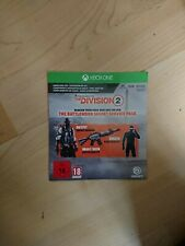 Division 2 The Battleworn Secret Service Pack DLC ONLY NO GAME XBOX ONE ONLY