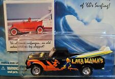 JOHNNY LIGHTNING 60 1960s STUDEBAKER PICKUP TRUCK SURF RODS LAVA MAMA'S CAR