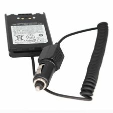 SBR-14LI Car Charger Battery Eliminator DC12V for VX-8R VX-8DR VX-8GR FT-1D I6X8