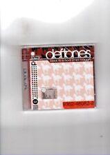 DEFTONES - BACK TO SCHOOL - CD NUOVO SIGILLATO