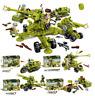 Spielzeug Spezialeinheit Militär Soldaten Waffen Ausrüstung Krieg Toy Gift 4in1