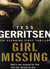 Girl Missing,Tess Gerritsen- 9780553820294