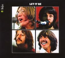 BEATLES THE - LET IT BE-STEREO REMASTER