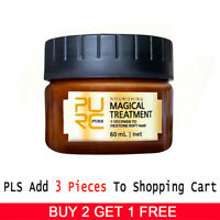 PURC Magical Treatment Moisture Deep Recovery Hair Mask Seconds Repairs 2020 New