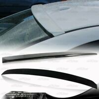 For 2006-2011 Honda Civic Sedan ABS Plastic Black Rear Roof Window Visor Spoiler