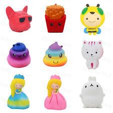 UK Jumbo Squishys Cartoon Slow Rising Squeeze Scented Kid Toy Gift