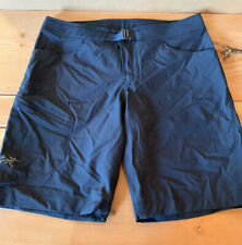 ARC'TERYX LEFROY SHORTS BLUE MEN'S 34 ~ NWOT