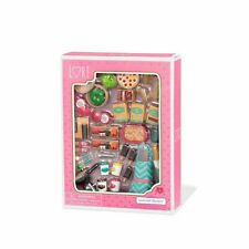 LORI Doll Accessories GOURMET MARKET Food 41 PIECES