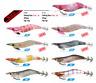 EGI TOTANARA PESCA SEPPIE DALLA BARCA EGING KABO SQUID NATURAL FISH 2.5 E 3.0