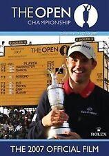 THE BRITISH OPEN CHAMPIONSHIP 2007 DVD brand new sealed all region!