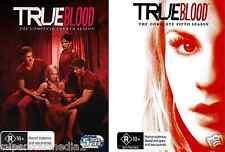 True Blood Seasons 4 & 5 : NEW DVD