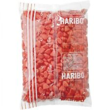 Haribo French Fraise Tagada 1.5 kg(3.3lbs) bag of soft, chewy strawberry candies