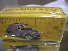 Norev C34900 Renault 4cv Police 1956 'cij Norev' Modellino
