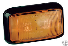 10 PACK LED AMBER MARKER LIGHT TRUCK TRAILER 58AM