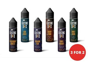 E-Liquid Vape Juice 60ml Premium Max VG 80/20 PG No Nicotine ShortFil