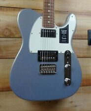New Fender® Player Telecaster HH Pau Ferro Fingerboard Silver