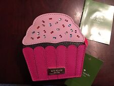Authentic Kate Spade Take the Cake Cupcake coin purse New
