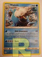 Walrein ® Eclissi Cosmica SM12 52/236 ® Rara ® Pokemon ® Italiano