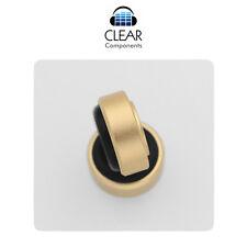4x aluminio mini dispositivos pies 20x10 oro-amortiguador absorbedor damping case Feet-gama alta