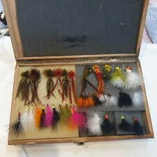Antique Vintage Fishing Lures Poppers Flies Trout Bass Perch
