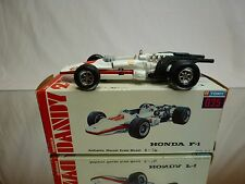 DANDY TOMICA 035 HONDA F1 RACE CAR  - WHITE 1:36 - GOOD CONDITION IN BOX