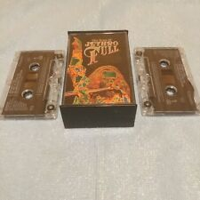 Jethro Tull Double Cassette The Best Of Fatbox The Anniversary Collection