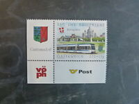 2012 AUSTRIA TRAINS DAY OF THE STAMP MINT STAMP MNH