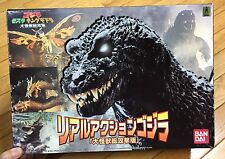 Godzilla Mothra and King Ghidorah Giant Monsters All Out Attack MODEL KIT BANDAI