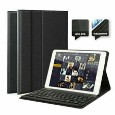 US For iPad 9.7 2018/ipad 2017 Wireless Bluetooth Keyboard with  Stand Case
