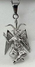 Church of Satan BAPHOMET Pendant Necklace