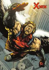 ANGEL / X-Men Archives (Rittenhouse Archives 2009) BASE Trading Card #02