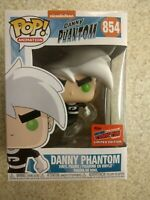 Funko Pop! #854 Danny Phantom - In hand, Ready to Ship! NYCC Official Sticker!