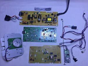 Ricoh Aficio SP 100 Laser Printer Power Supply Main Logic Board Motors Lamp Used