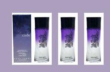 3PK NIGHT CODE Women Perfume EDP 3.4oz  Spray Inspired by Night CODE