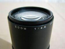 Makinon MC f=80-200mm 1:4.5 Zoom Lens with Hoya 55mm UV(0) Filter