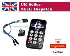 38KHz Infrared IR Wireless Remote Control  Receiver Module Kit for Arduino Pi