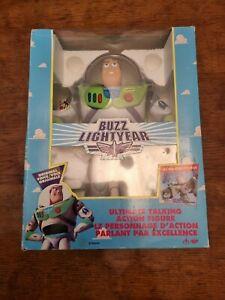 Vintage original Buzz Lightyear toy in box