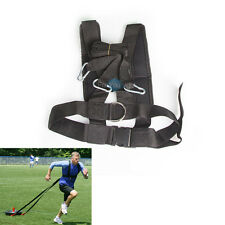 Power Speed Resistance Sled Harness Pull Strap Belt Footbal Crossfit Run Sports