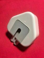 Genuine Apple UK Adapter Socket Converter Charger  P/N: 607-6315 AC 250V - 2.5A
