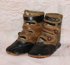 Wonderful Antique ~ Victorian Children's Shoes