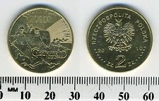 Poland 2010 - 2 Zlote Brass Collectible Coin - 600th Ann. of Battle of Grunwald