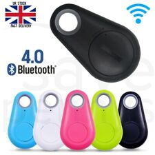 Bluetooth GPS Tracker Key Finder Pet Locator Anti Lost Wireless Smart Keyring UK