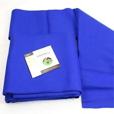 Hainsworth CLUB Bed & Cushion Set for 6ft UK Pool Table – ROYAL BLUE - FREE DVD