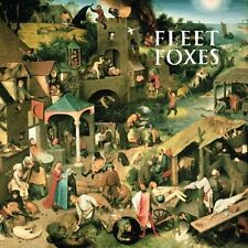 FLEET FOXES FLEET FOXES CD (New Release July 14th 2017)