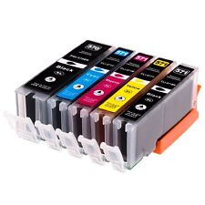5 Ink Cartridge Replace For Canon Pixma MG5750 MG5751 MG5752 MG5753 MG6850