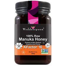 Manuka honey active 16+ 500g Wedderspoon