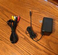 Sega Genesis (Model 2 AND 3) Power Supply and AV Cable/TV Hookups! SHIPS FAST!