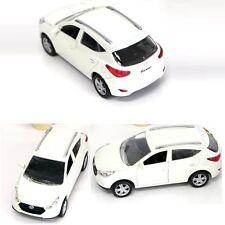 Hyundai 2012 TUCSON iX Diecast/Minicar/Miniature/Front Ivory