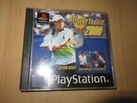 All Star Tennis  Sony Playstation 1 ps1  mint collectors pal