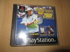 All Star Tenis Sony Playstation 1 ps1 Buen Coleccionistas Pal